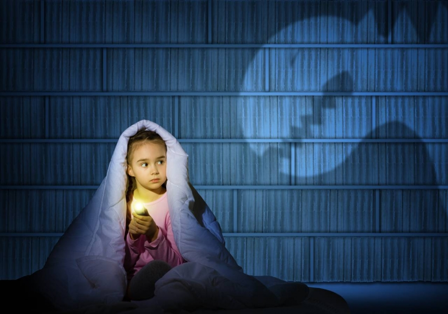 Αποτέλεσμα εικόνας για παιδικοι φοβοι